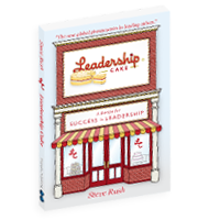 Leadership Cake: A Recipe for Success in Leadership book
