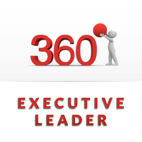 360 degree feedback executive leader