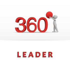 360 degree feedback leader