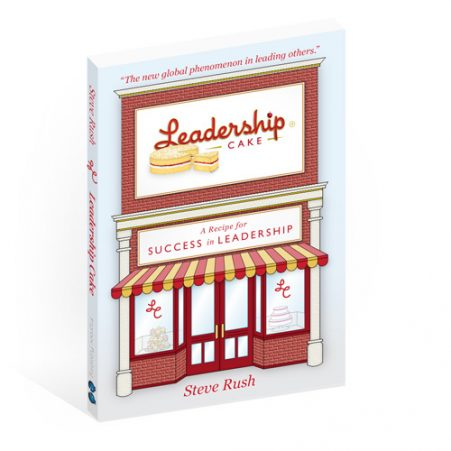 Leadership Cake: A Recipe for Success in Leadership