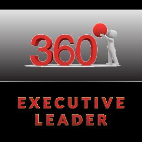 360 degree feedback executive leader