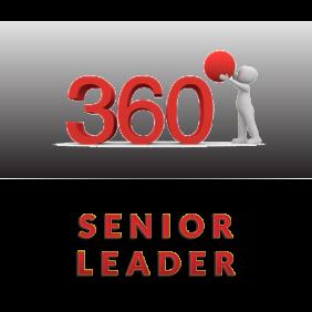 360 degree feedback senior leader